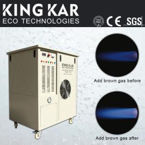 Hydrogen & Oxygen Gas Generator Wood Veneer Slicing Machine pictures & photos
