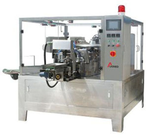 GD8-200A Rotary Packing Machine (Opeing Pouch By Pressure) pictures & photos