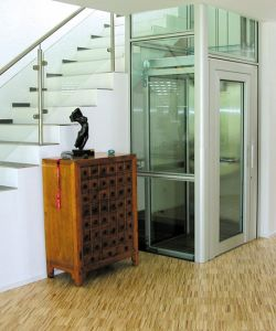 Grv20 Traction Drive Residential Elevator pictures & photos
