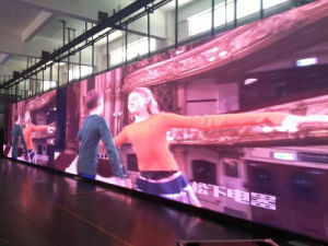 Good Uniformity Indoor LED Video Image Wall (576*576 mm cabinet) pictures & photos