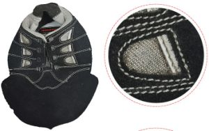 Sokiei Computerized Shoes Making Embroidery Electronic Pattern Sewing Machine pictures & photos