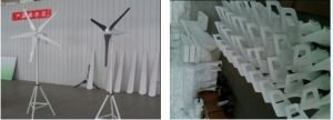 500W China Manufacturer of Wind Generator (Wind Turbine Generator 100W-20KW) pictures & photos