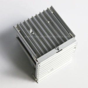 Customized Aluminum Extrusion Heatsink, OEM Services pictures & photos