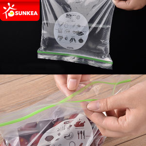 Self Seal Transparent Clear PE Ziplock Plastic Bag pictures & photos