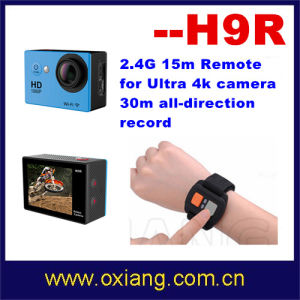 Wholesale China Factory Waterproof 30m Ultraslim 4k Action Sport Camera pictures & photos
