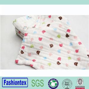 Wholesales Baby Gauze Napkins Face Towel 100% Cotton Handkerchiefs pictures & photos