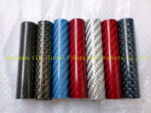 Good Performance Carbon Fiber Tube, 1k Crp Tube pictures & photos