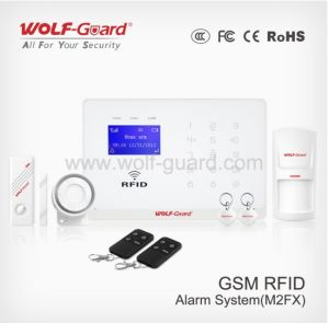 Wireless GSM Home Alarm with ISO CE Approval pictures & photos