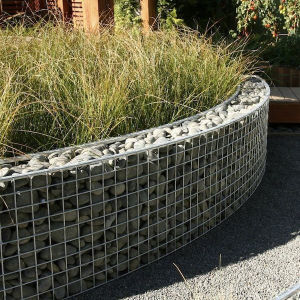 China Best Quality Hot-DIP Galvanized Welded Gabion Bench pictures & photos