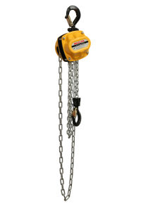 0.5t-10t Manual Chain Hoist Chain Pulley Block pictures & photos