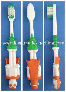 Baby/Kids Toothbrush with Ultraman Design pictures & photos