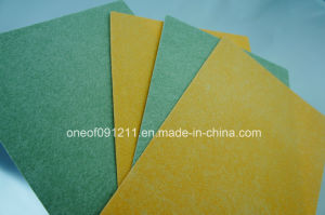 Nonwoven Insole Board for Shoe Insoles pictures & photos