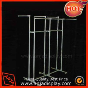 Metal Clothing Display Stand Garment Display Racks pictures & photos