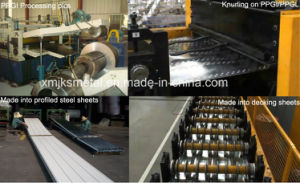 Quality Galvanized Coils for Making Steel Structure Products pictures & photos