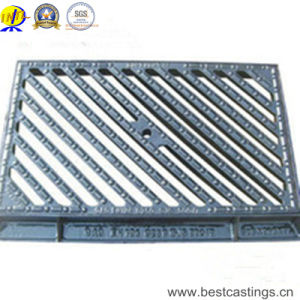 Ductile Cast Iron Gully Grating for Waste Water pictures & photos