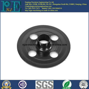 Precision Aluminum Alloy Machined Forging Flanges pictures & photos