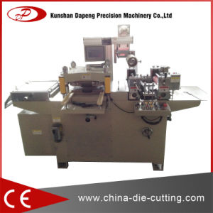 Automobile Application Labels Die Cutting Machine pictures & photos
