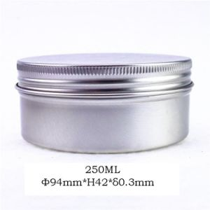 250ml Aluminum Screw Tin Cans pictures & photos