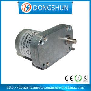 Ds-65ss3530 24V/12V Brushed DC Square Gear Motor