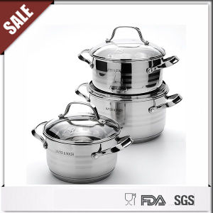 Hot Sale Stainless Steel German Cookware Sets