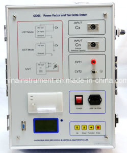 Automatic Capacitance&Dissipation Factor Tester, Dielectric Loss Tester pictures & photos