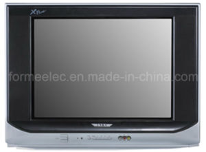 "17""CRT TV 17A Normal Flat TV pictures & photos"