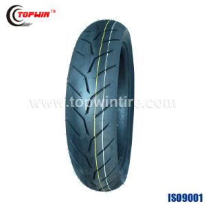 ISO9001, Durable, Tubeless Motrocycle Tire 130/70-12 TL