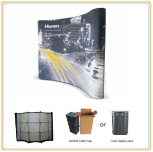 Retractable Banner Pop up Displays Stands (10FT Magnetic) pictures & photos