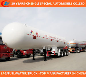 Sino Superior 3 Axle 40-60cbm LPG Tank Trailer pictures & photos
