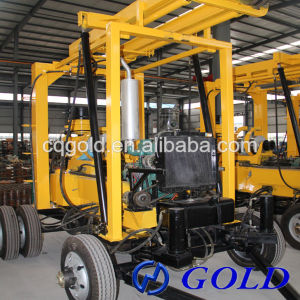 Diamond Core Drilling, Borehole Water Pumping Machine and Rig for Sample pictures & photos