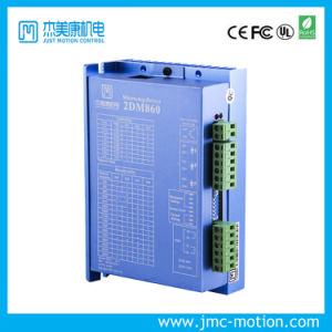 Digital Stepping Motor Driver NEMA 34 7.0A 80V Microstep CNC Cut Machine 2dm860 Jmc pictures & photos