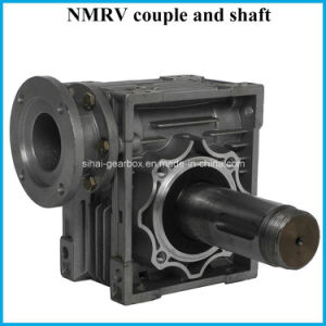 Mmrv Worm Gearbox with Customized Shaft pictures & photos