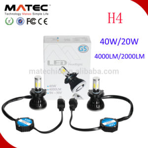 H4 H13 9004 9007 H/L High Power LED Car Light pictures & photos