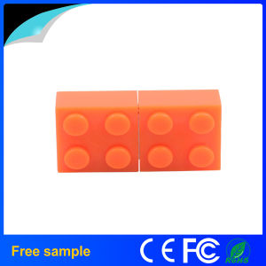 2016 China Manufacter PVC USB2.0 Building Block USB Flash Drive pictures & photos