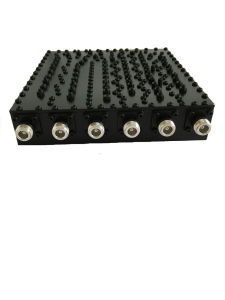 6 Band Combiner Cavity Multiplexer