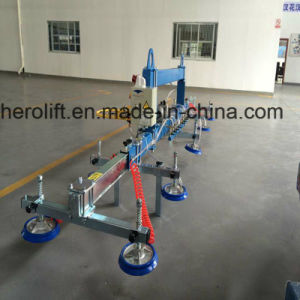 Steel Plate Vacuum Lifter/ Vacuum Lifter/Capacity 800kg/Suction Lifters for Metal Sheet pictures & photos