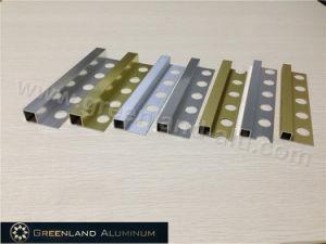 Aluminum Square Schluter Strip in Three Sizes pictures & photos