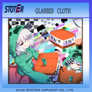 Glasses Cleaning Cloth, Microfiber cleaning Cloth pictures & photos