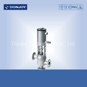 Ss 304 Clamped Mini Type Divert Seat Valve for Filling Machine pictures & photos