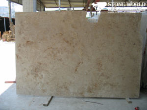 Yellow Natural Polished Marble Stone Slab for Countertop and Floor pictures & photos