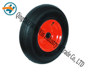 Wear-Resistant Rubber Wheel for Steel Wheels pictures & photos