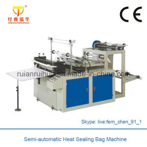 Plastic Courier Bag Making Machine pictures & photos
