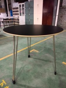 ANSI/BIFMA High Quality Commerical Cafe Restaurant Table and Chair pictures & photos