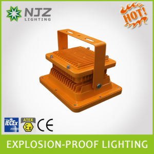 LED Floodlight for Zone1, 2 Zone 21, 22 Atex + Iecex Standard Used in Explosive Atmospheres Gas Station, Chemical Plant. pictures & photos