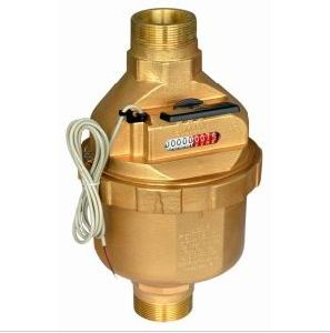 Remote Reading Positive Displacement Water Meter with Pulse Output pictures & photos