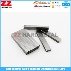 Finish Grind Tungsten Cemented Carbide Strips for Sand Making K10, Yg6 pictures & photos