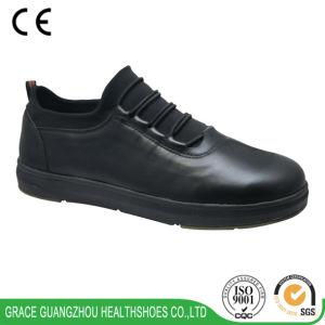 Grace Health Shoes Women′s Comfortable Leather Fshion Shoes 8615656 pictures & photos