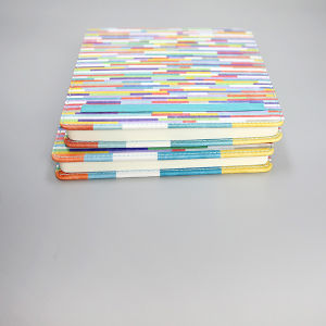 PU Leather Colorful Cover Notebook Printing pictures & photos