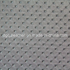 Good Quality Semi-PU Furniture Leather (QDL-51039) pictures & photos