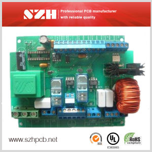 Intercom Ssystem OEM SMT Multilayer PCBA Board pictures & photos